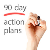 Rapid Results Planning is a 90-Day Action plan that engages the team in actions to improve a specific outcome-based goal or objective.